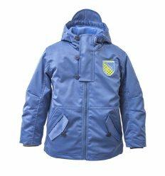 Куртка Frantolino 2101-2 светло-синяя