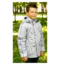 Куртка (синтепон) с кантом