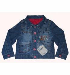 Джинсовая Куртка На Меху 3560