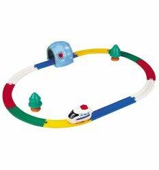 Моя первая железная дорога.