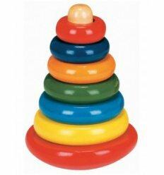 Пирамида цветная