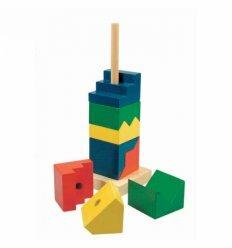 Цветная башня
