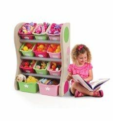Шафа для зберігання іграшок