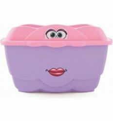 Веселий контейнер (рожевий)