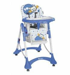 Стульчик для кормления Elite Blue Baby Owls