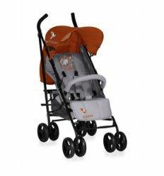 Коляска I-Move W. Footcover Grey&Orange Lorelli