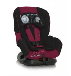 Автокресло Concord 0-18 Kg Black&Red B-Zone