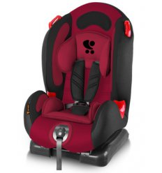 Автокресло F1 9-25 Kg Black&Red