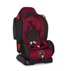 Автокресло F2 + Sps 9-25 Kg Black&Red