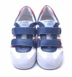 Кросівки Byblos серо-синього кольору