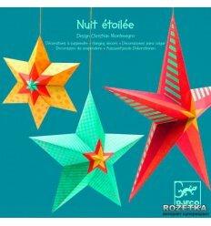 Декоративные подвески 'Ночные звезды'