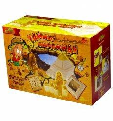 Игра-раскопки 'Тайны пирамиды'. Easy Science