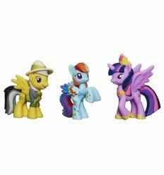 Игровой набор Мини коллекция пони. My Little Pony