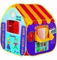 Детская палатка Волшебный киоск, 90х90х100см. DEVIK play joy