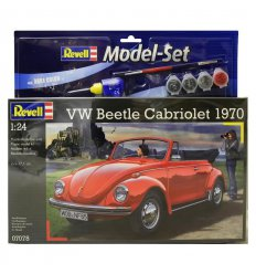 Model Set Автомобиль VW Beetle Carbriolet 19701:2410+