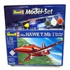 Model Set Самолет BAe Hawk Mk.1'Red Arrows', 1:72
