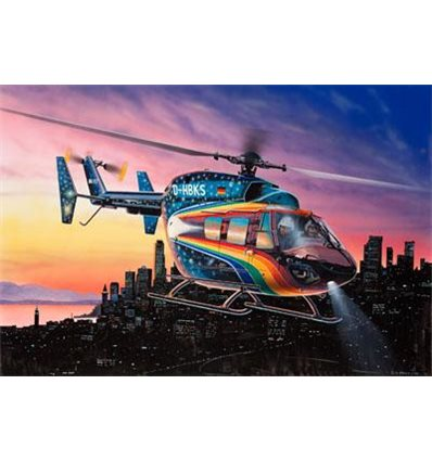 Вертолёт Eurocopter BK 117 'Space Design'1:7210+