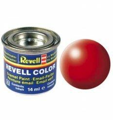 Краска № 332 светящаяся красная шелковисто-матовая luminous red silk 14ml