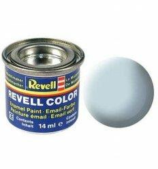 Краска № 49 светло-синяя матовая light blue, mat 14ml