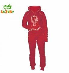"""Спортивний костюм для дівчат """"Пума"""", колір червоний"""