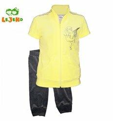 """Спортивний костюм """"Ельф"""", колір жовтий"""