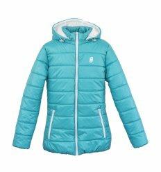 Куртка Frantolino 2202-018 с капюшоном морская волна
