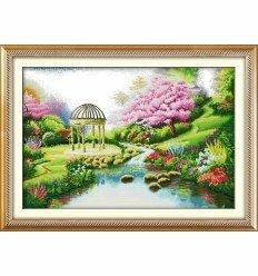Романтичный сад