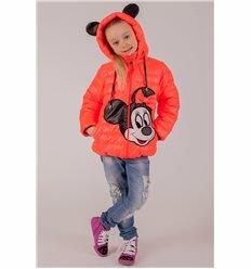 """Куртка для девочки """"Микки"""""""