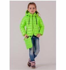 """Куртка для девочки """"Барби"""""""