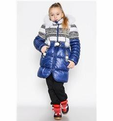 "Куртка для девочки ""Снежинка"""