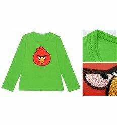 "Джемпер ""Angry Birds"" зеленый"