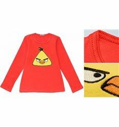 "Джемпер ""Angry Birds"" красный"