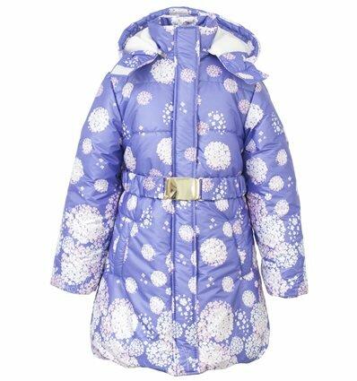 Пальто Frantolino 3201-086 сливовое